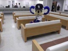 ドアラ 公式ブログ 病院 画像1 ドアラ 野球 マスコット ブログ