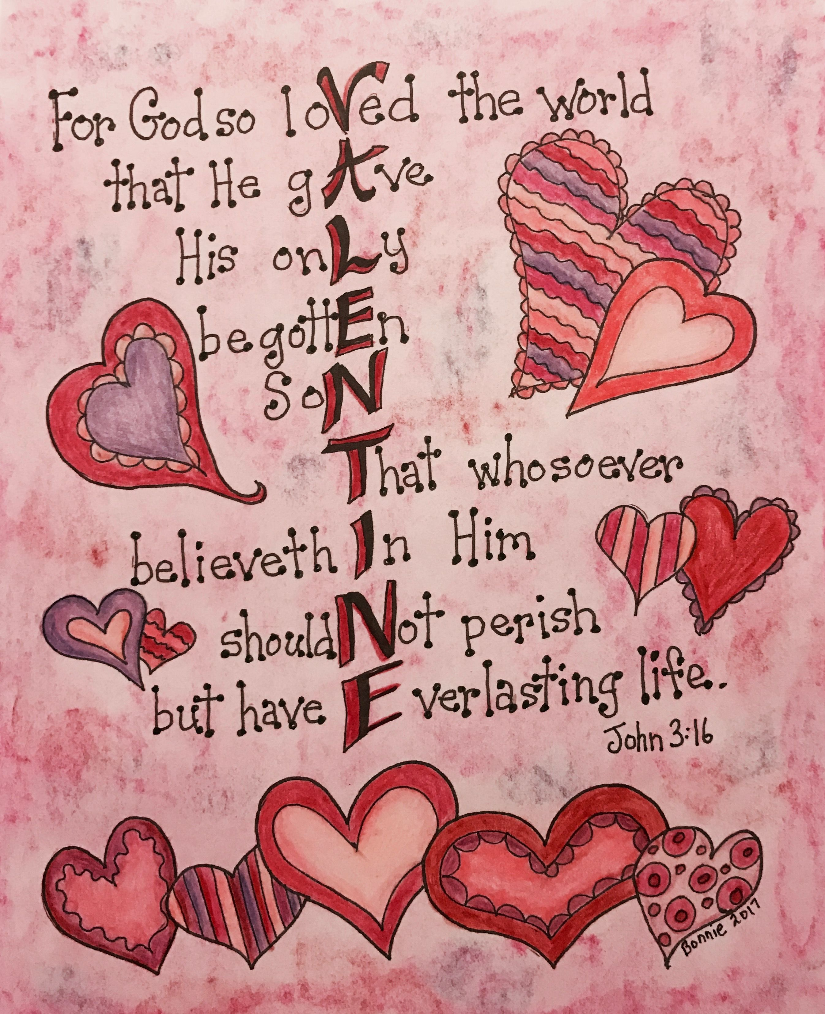 Pin On Bible Journaling By Bonnie Lacy
