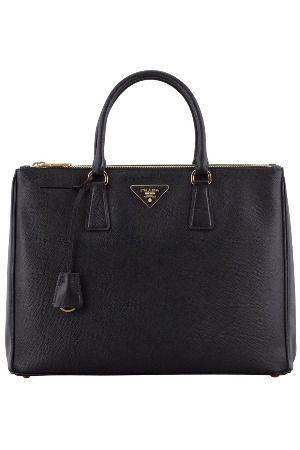 Prada Saffiano Medium Executive Tote Bag