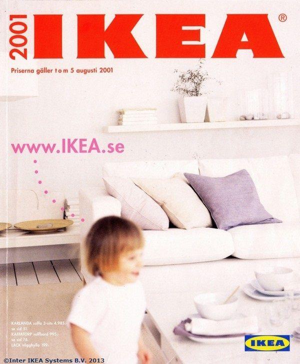 Coperta Catalogului Ikea 2001 Ikea Catalog Catalog Cover Ikea