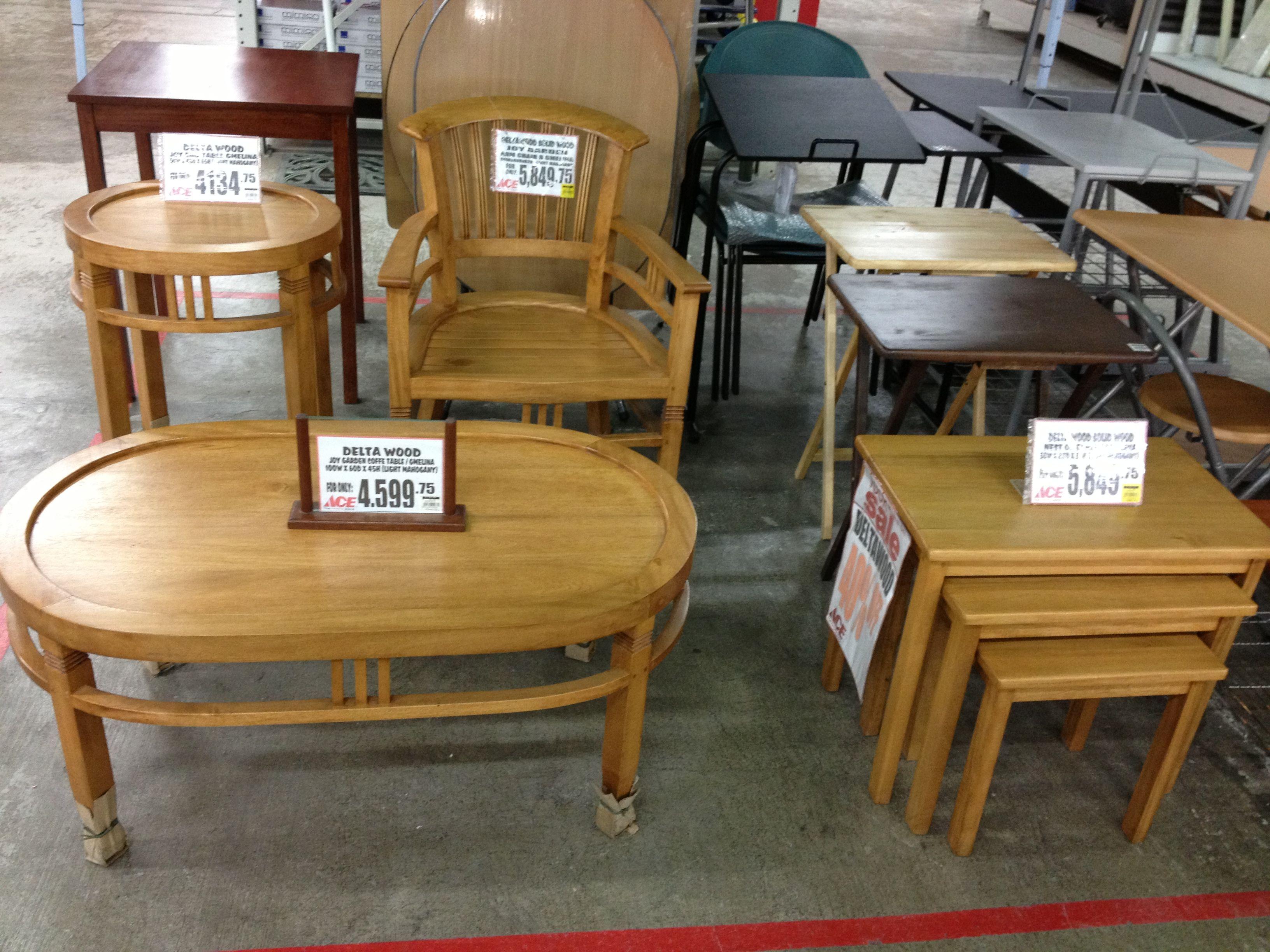 Deltawood furniture @ Ace Hardware   Inspiration Board: 1 BR The ...