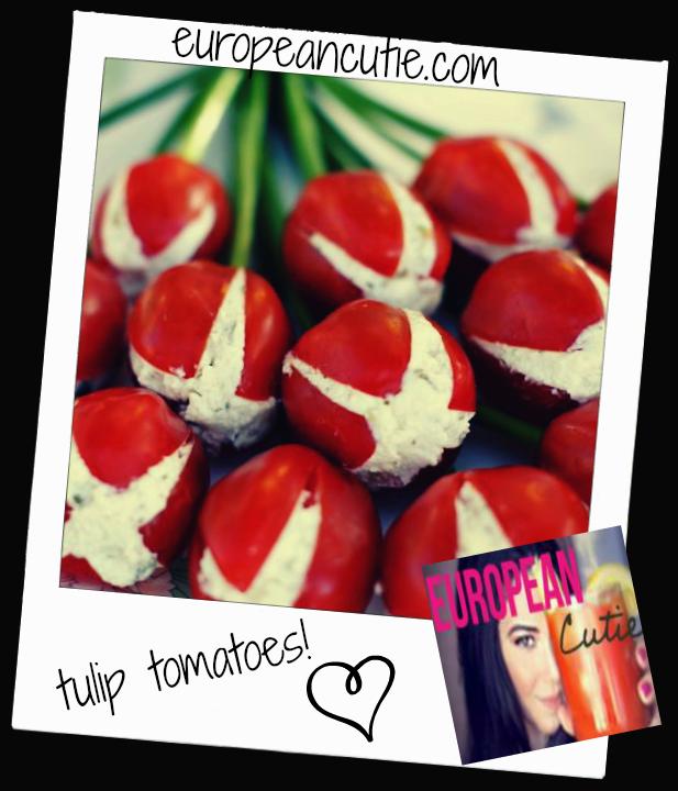 tulip tomatoes! on MyRecipeMagic.com