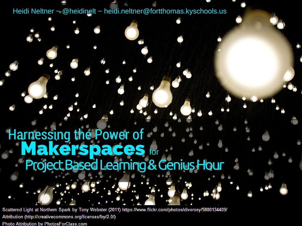 Learning In Progress Harnessing The Power Of Makerspaces