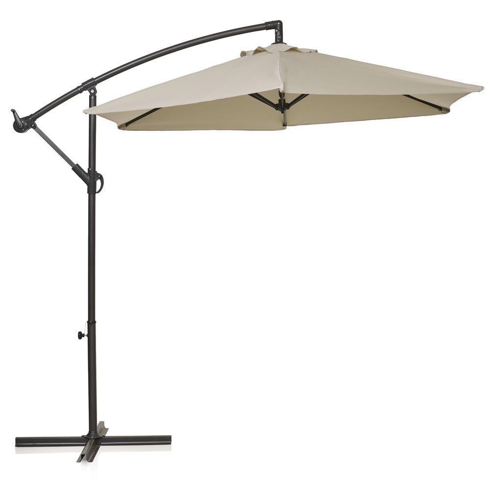 Wilko Overhang Parasol | Outdoor & Courtyard | Pinterest