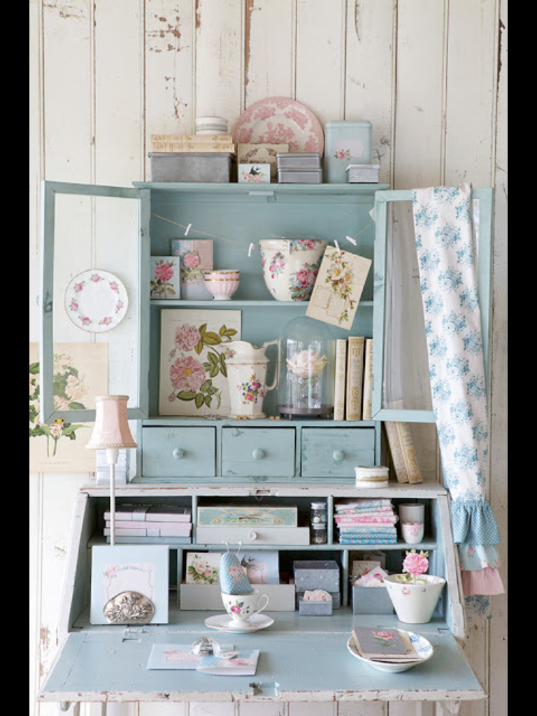 Pin by Taewan Slater on All About Dollhouse | Pinterest | Shabby and ...