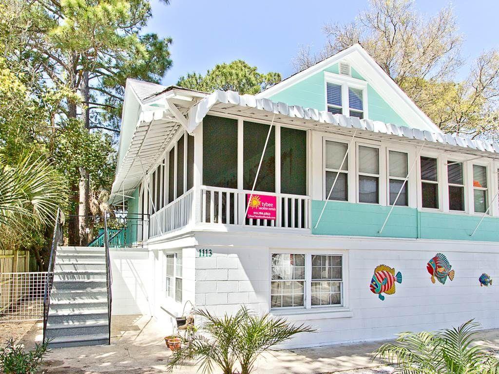 Vrbo Com 838867 Paddle On Inn 3 1 Br 1 Ba Apartment In Tybee Island Sleeps 3 House Rental Tybee Island Island Vacation Rentals