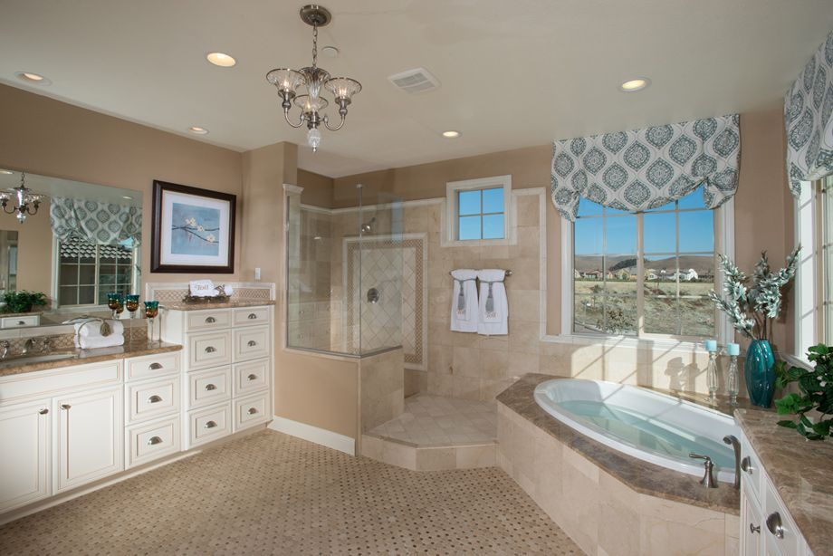 Charmant Toll Brothers   Discover All The Possibilities There Are To Personalize  Your Master Bathroom Suite.
