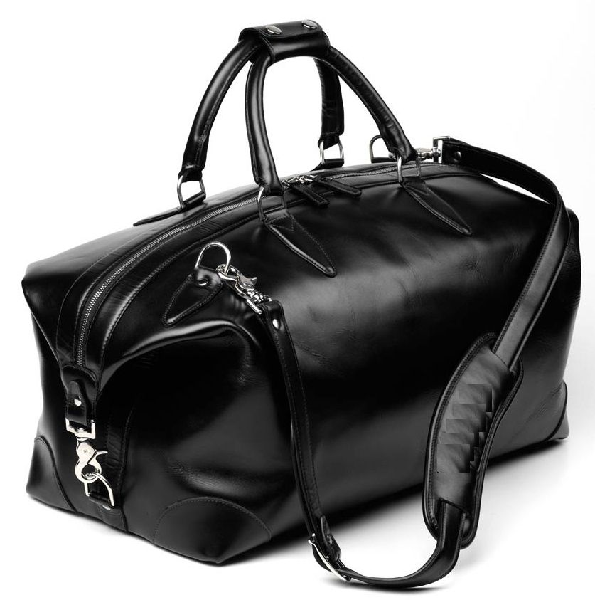 5 Types Of Men S Leather Bags In India Every Man Should