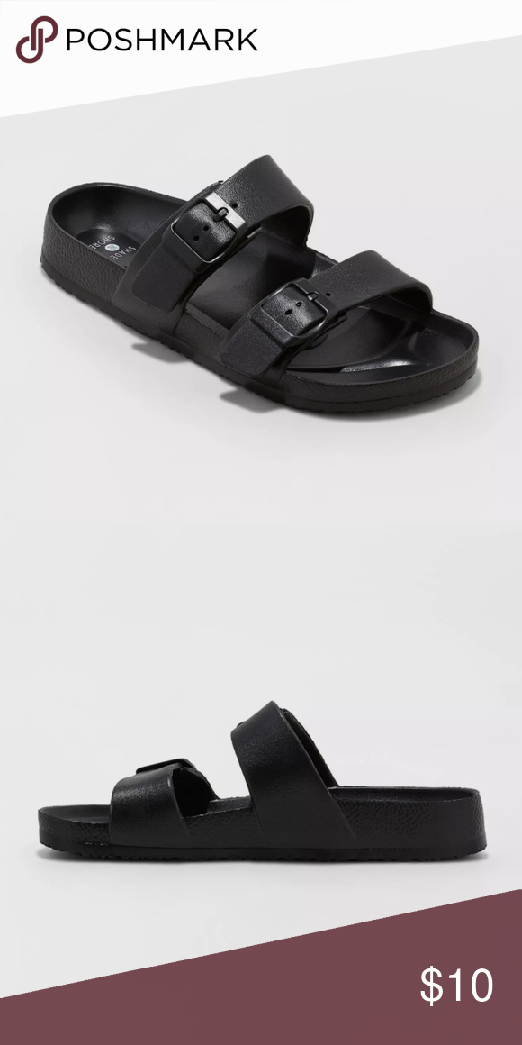Xhilaration Women/'s Gladiola Slide Sandal