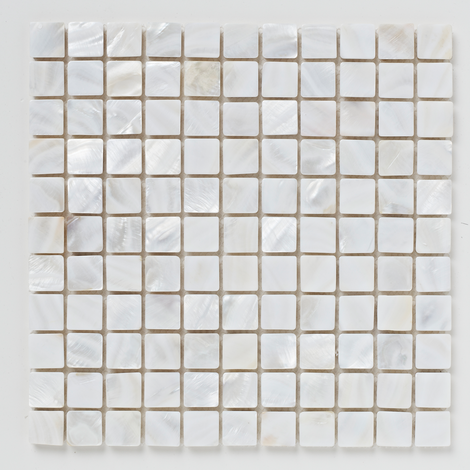 Bayswater Mosaic Mother Of Pearl 300X300 | bathstore
