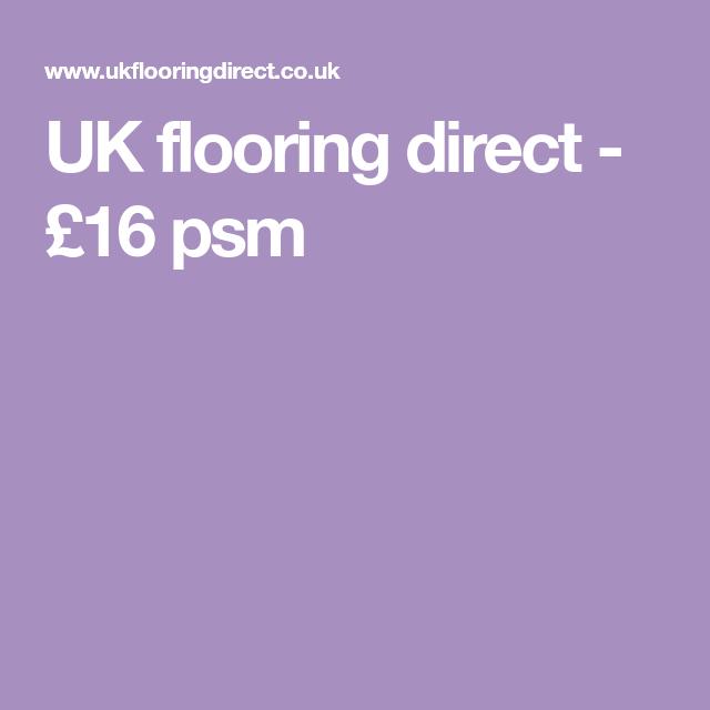 Uk Flooring Direct 163 16 Psm Oak Laminate Flooring