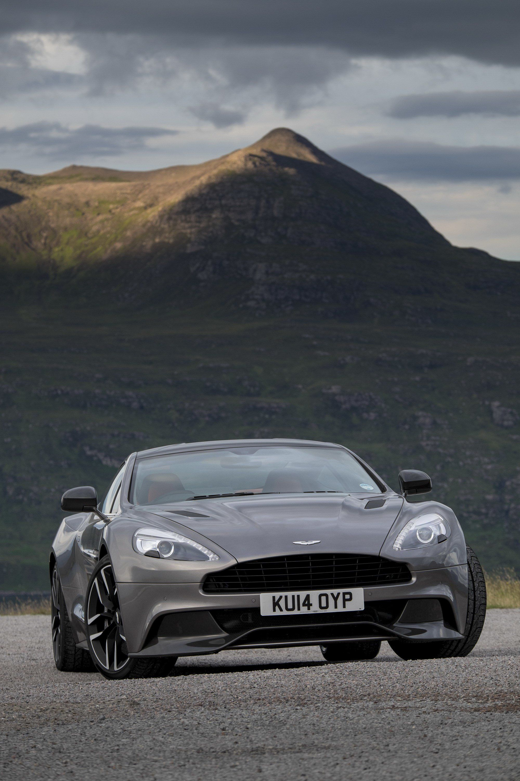 wallpaper of the day: 2015 aston martin vanquish: all the recent
