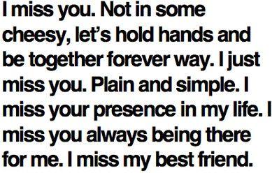 Tumblr Friends Quotes Best Friend Quotes Miss My Best Friend
