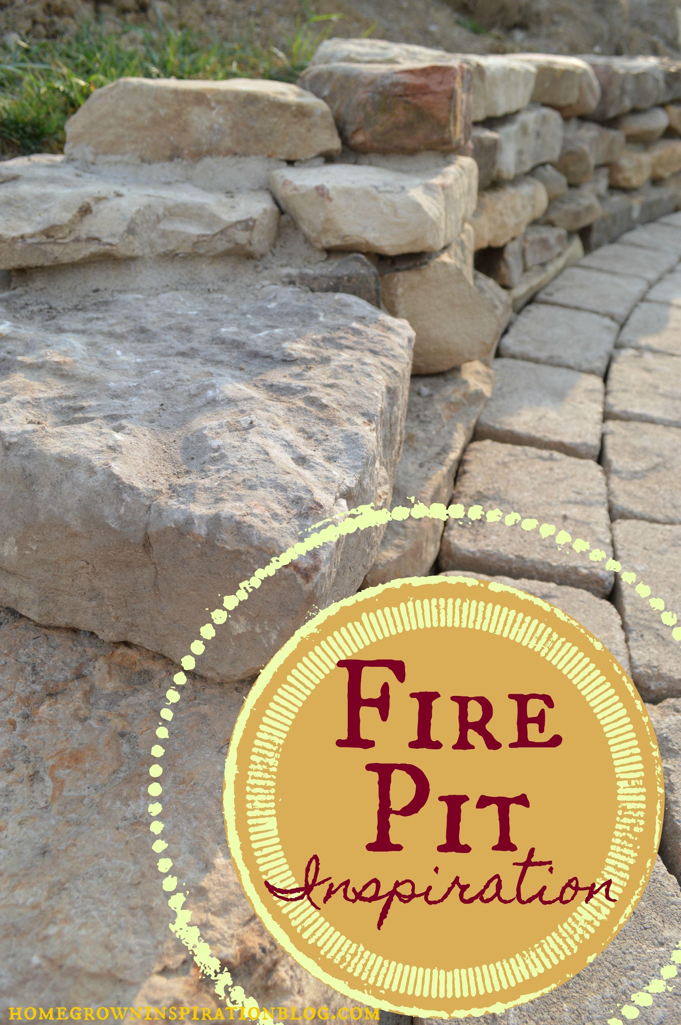 Fire Pit Ideas   Fire pit, Fire, Inspiration on Fire Pit Inspiration  id=98198