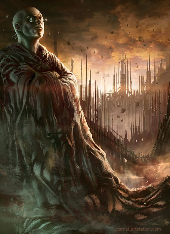 Mistborn Inquisitor Commission By Ccornet On Deviantart Brumes Dessin