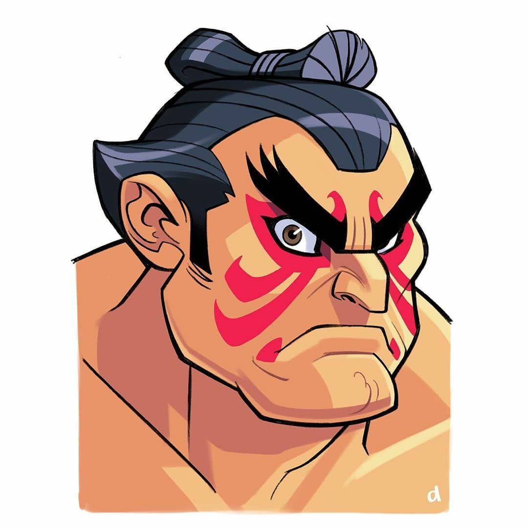 Edmond Honda And Ryu Designed By Darrenmacalvert Contact Us If You Need A Logo Get Notifie Street Fighter Art Street Fighter Characters Character Design