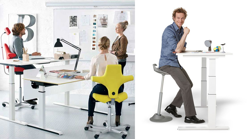 When purchasing a new desk for your home office here are