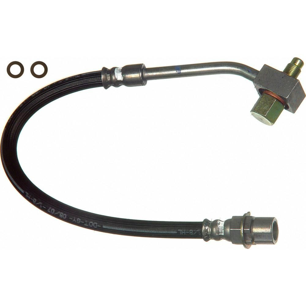 hight resolution of brake hydraulic hose 2000 ford mustang