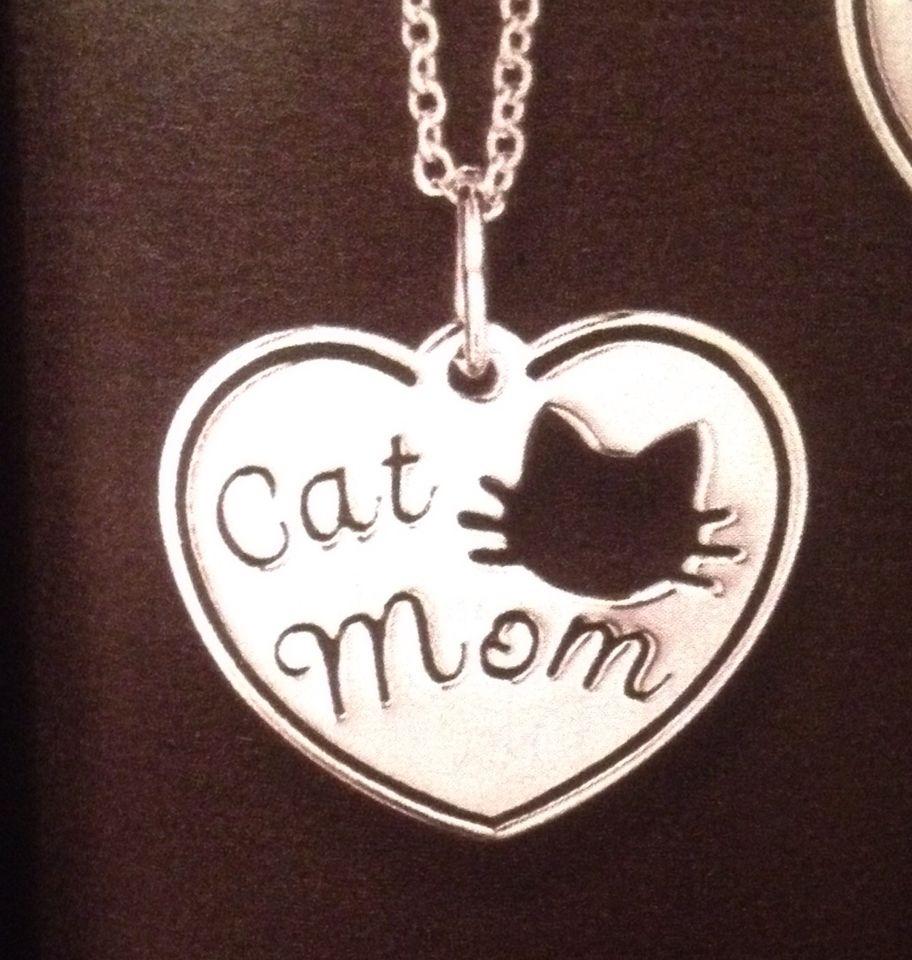 Avon Cat Mom Necklace Jewelry box Pinterest Wardrobes