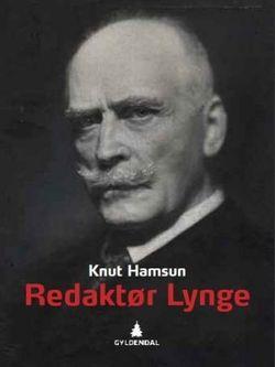 Redaktør Lynge (ebok) av Knut Hamsun