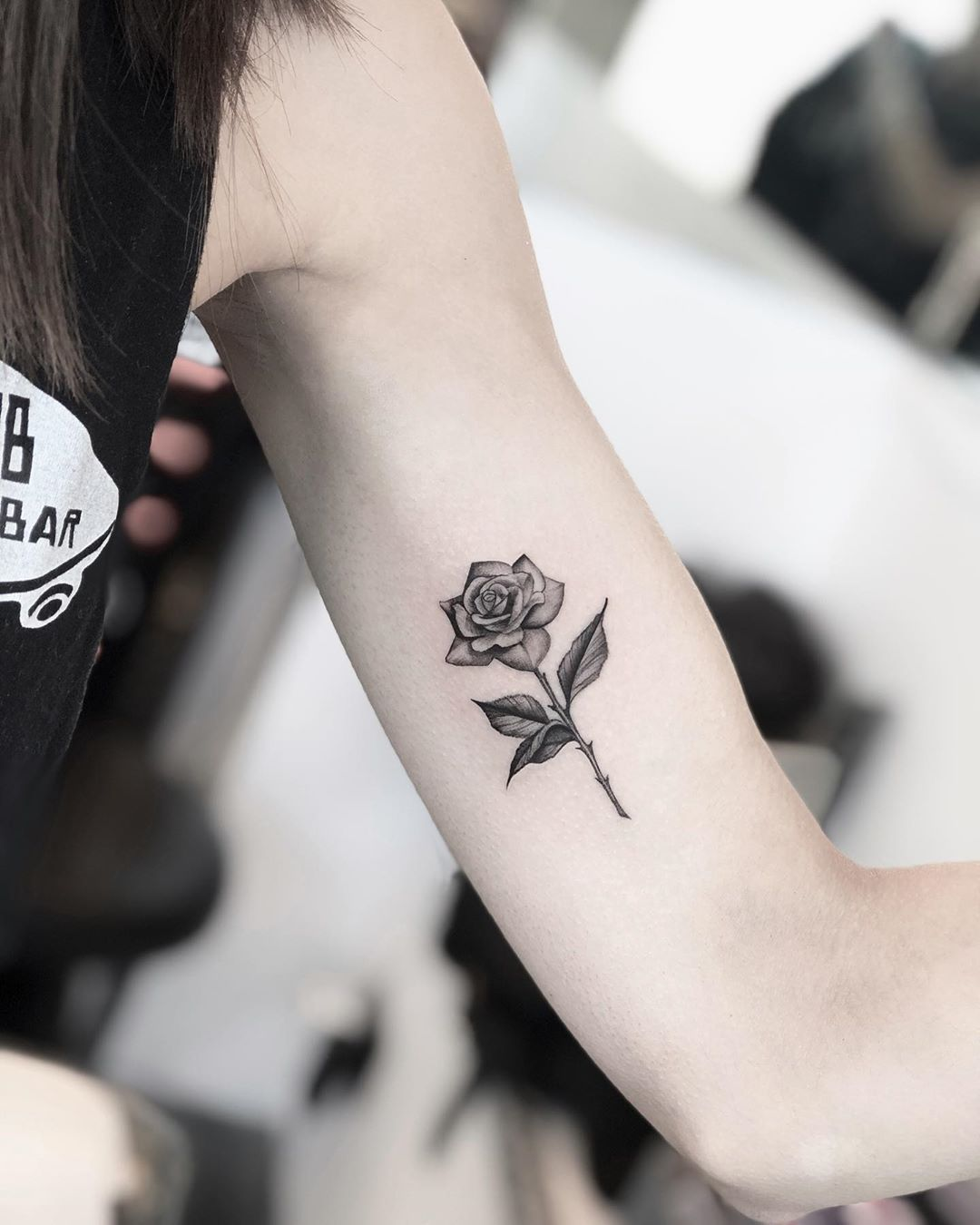 23 Rose Tattoo Idea Help Pretty Women Personalize With Images