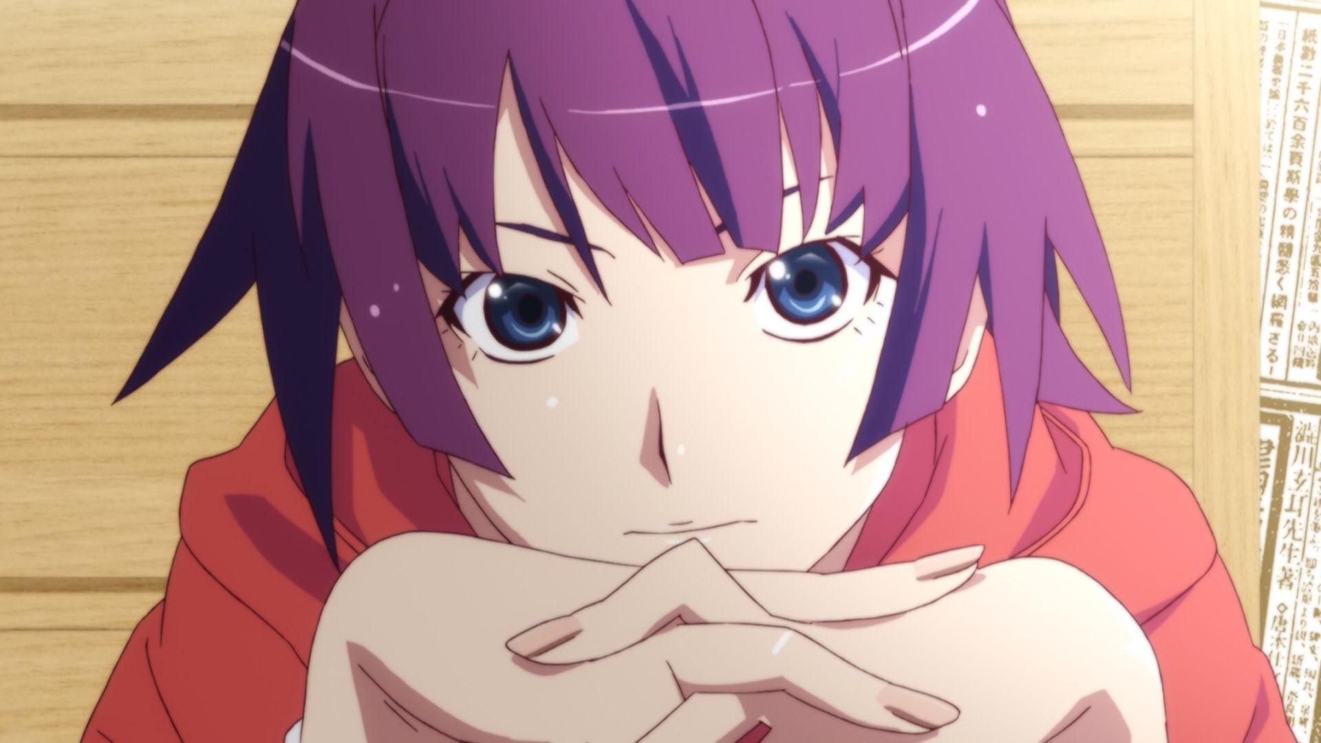 Hitagi Senjougahara Latest anime, Vinland saga, Anime