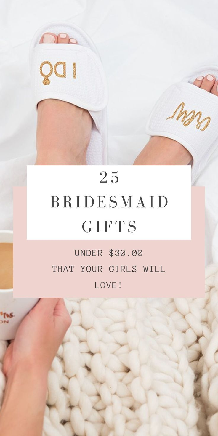 25 new bridesmaids gifts under 3000 in 2020 bridesmaid
