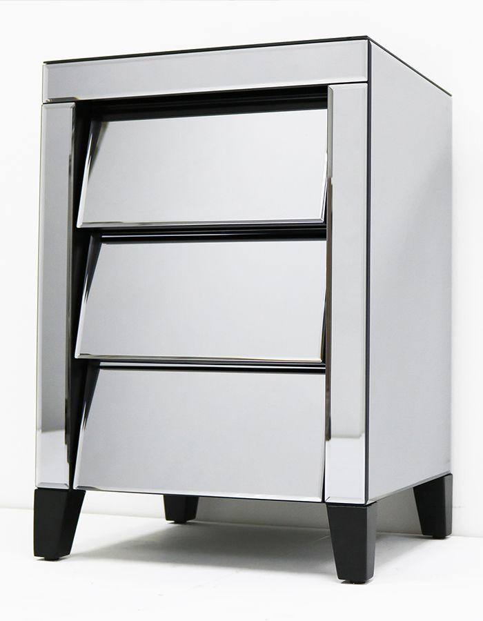 Light Grey Bedside Table: Latitude Range. (With Images)