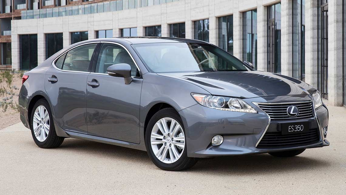 2015 Lexus ES350 Sports Luxury review Car Reviews