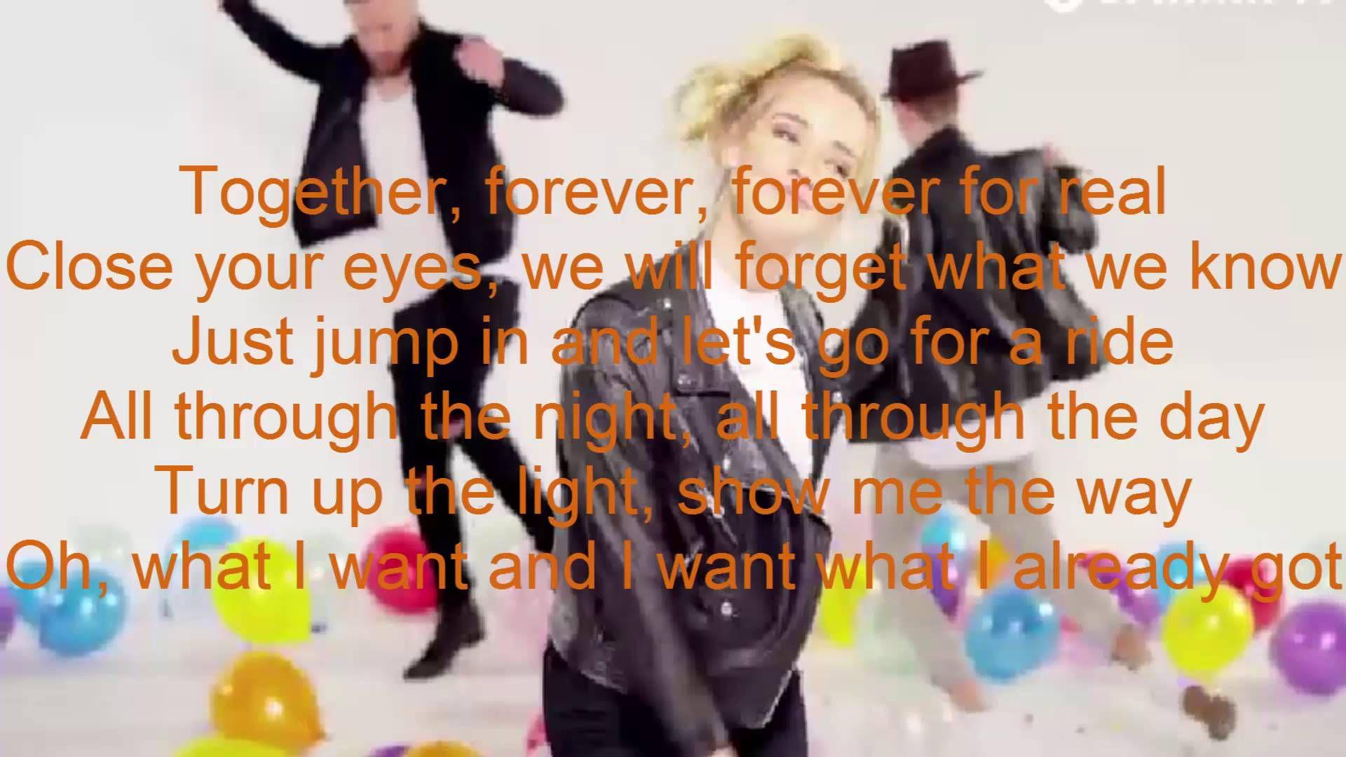 Turn It Up Meme Lyrics