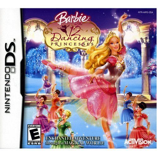 Barbie 12 Dancing Princesses Nintendo Ds Read More Reviews Of The Product By V Barbie 12 Dancing Princesses 12 Dancing Princesses Twelve Dancing Princesses