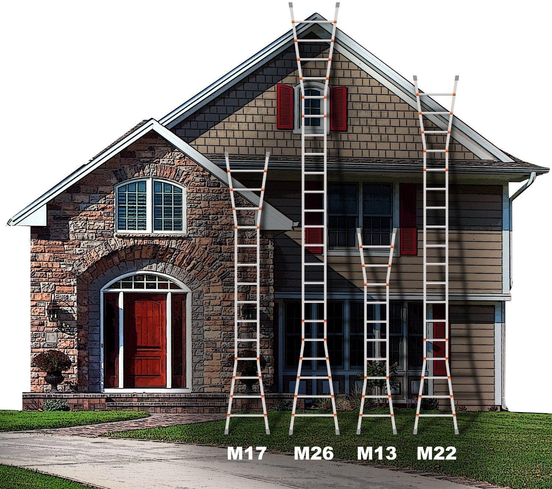Little Giant Ladders 13 17 22 Best Ladder Little Giants