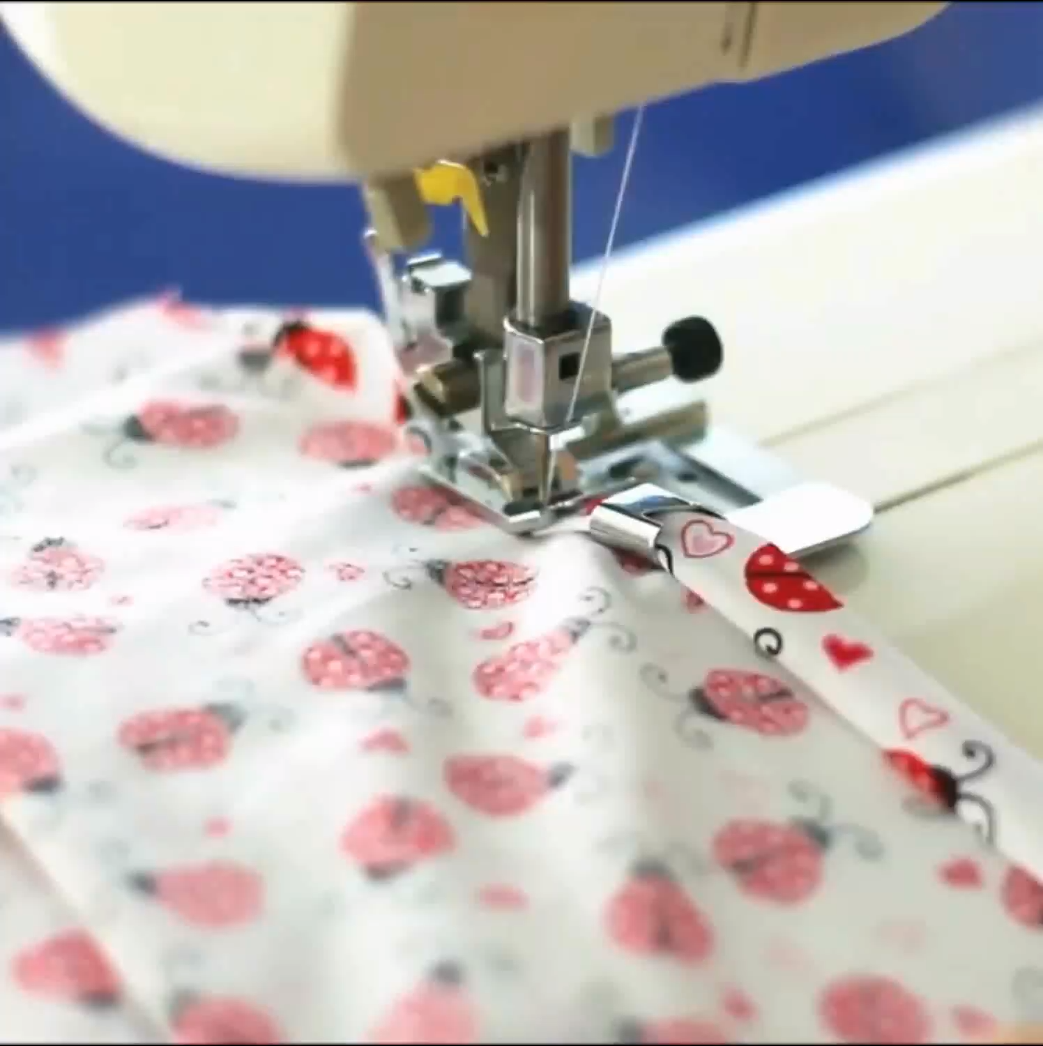 Photo of EASY HEMMING SEWING FOOT