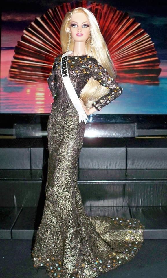 MDU Miss Germany Vivien Konka 2015
