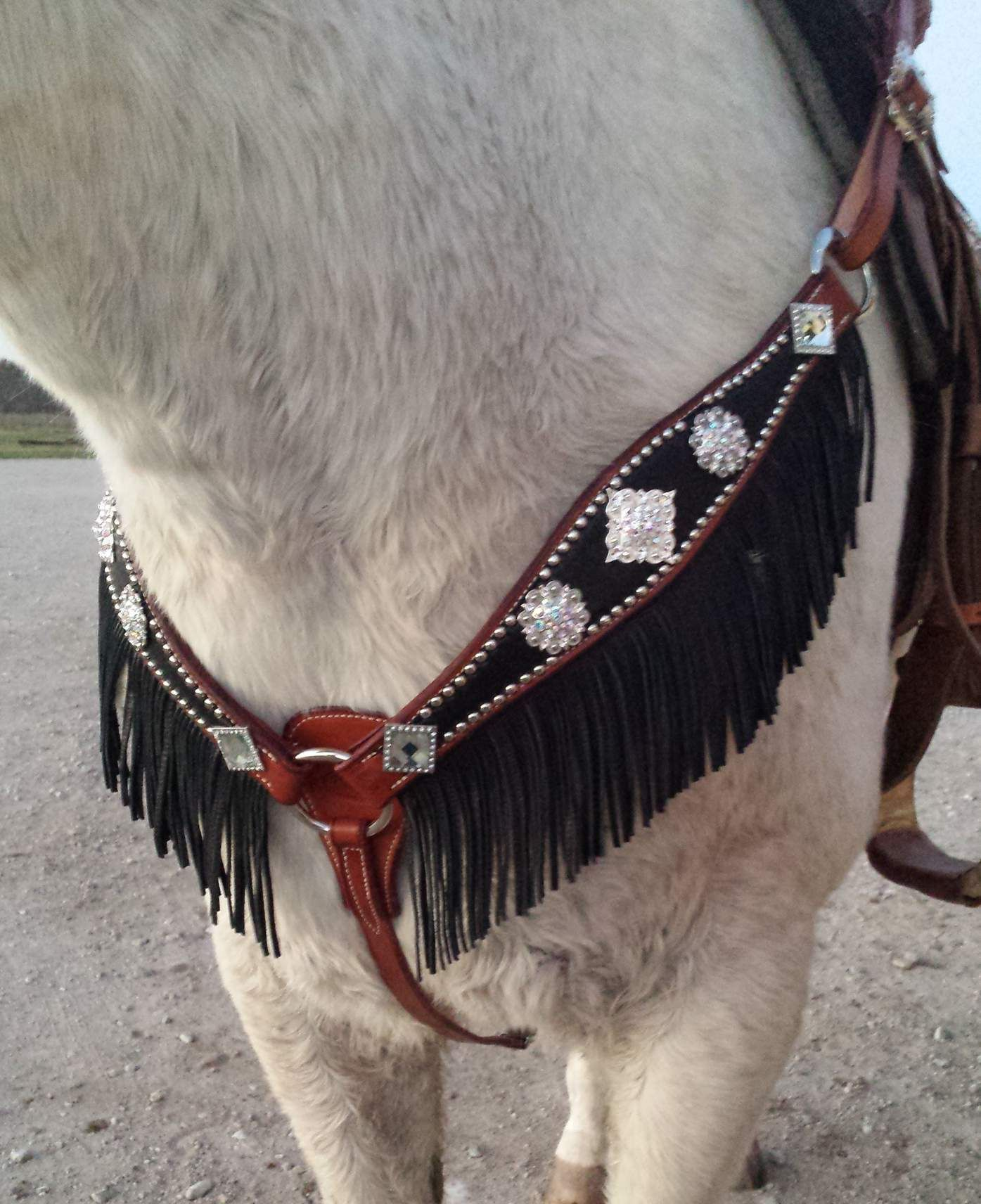 custom breast collars western rhinestone belts bling on a budget bling bridle and. Black Bedroom Furniture Sets. Home Design Ideas