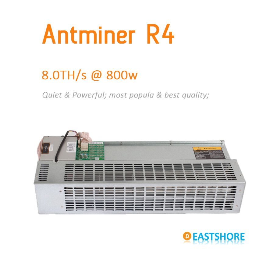Antminer r4 8 7 th s купить майнинген тюрингия германия