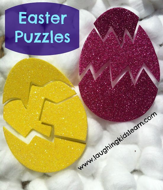 Laughing Kids Learn: Easter Puzzles