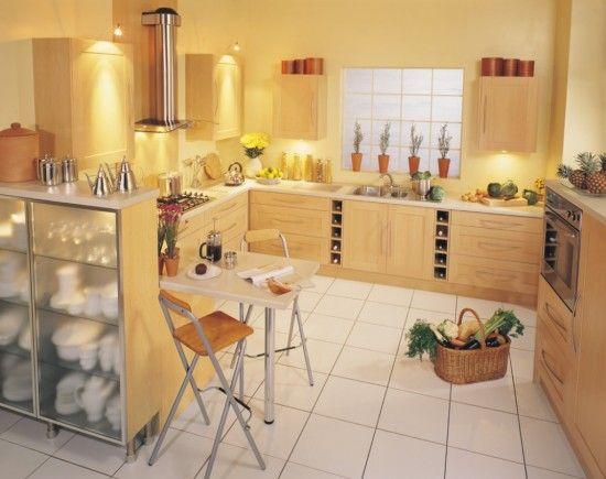 Love The Built In Wine Rack Kitchen Decor Photos Yellow Kitchen Decor Kitchen Decor Walmart