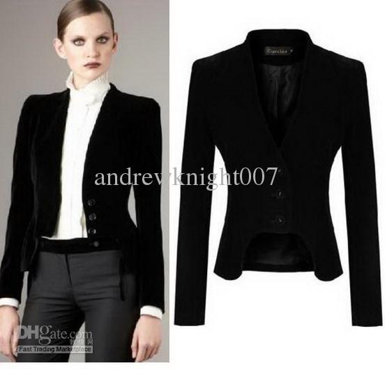 Women's dress with jacket – Modern fashion jacket photo blog