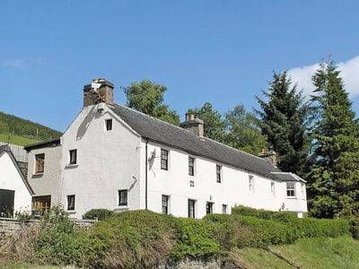 Temple House West Drumnadrochit Located 20 Km From