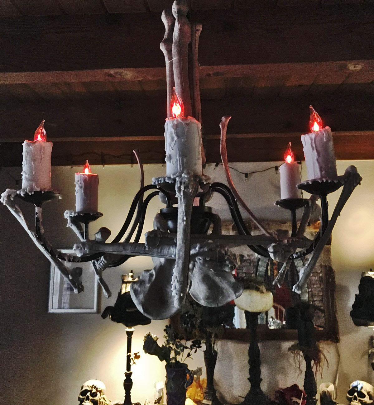 Bone chandelier inspired by my visit to kutna hora sedlec ossuary bone chandelier inspired by my visit to kutna hora sedlec ossuary thebonechurch aloadofball Image collections