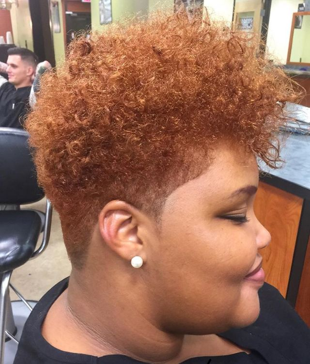 Pin On Black Natural Hair Cuts