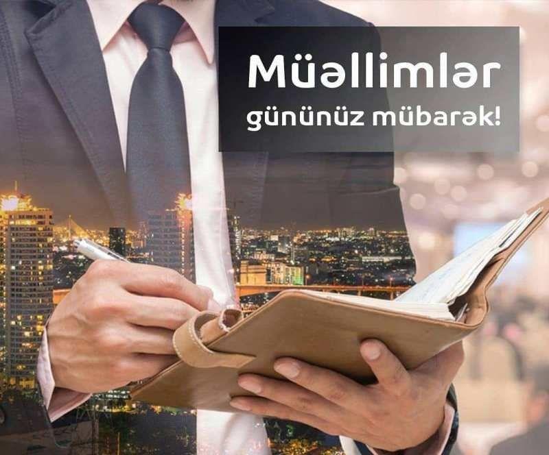 Pin On Muəllimlər Gununə Aid Təbriklər