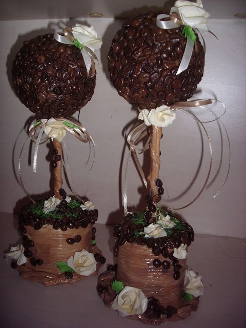 Kule Styropianowe Z Kawy Food Desserts Pudding