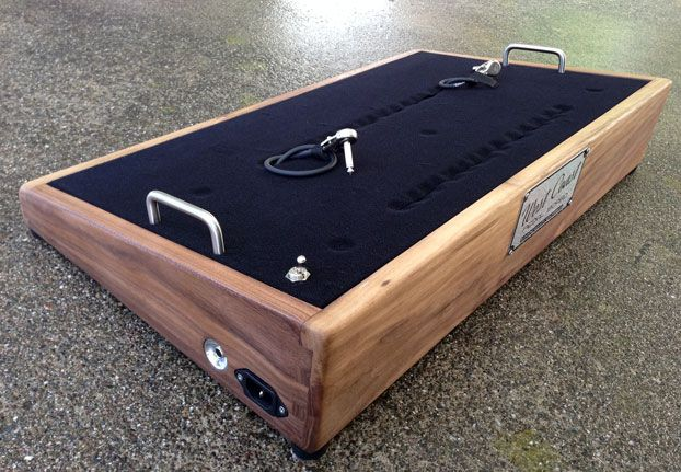 Pin about Diy pedalboard on Pedal boards