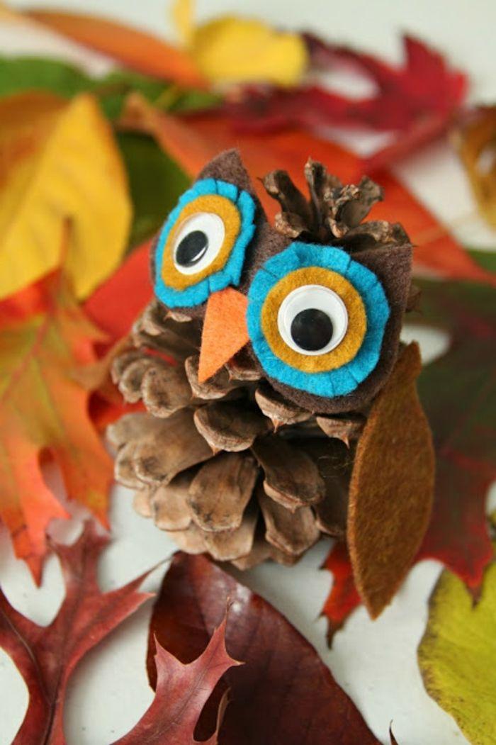 1001 Ideas Sobre Manualidades Faciles Para Ninos Diy Owl