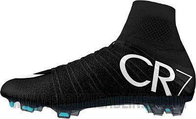 b4b7ef09900b9 Filtradas las primeras imágenes de las botas Nike Mercurial Vapor CR7 X  14-15 Gala