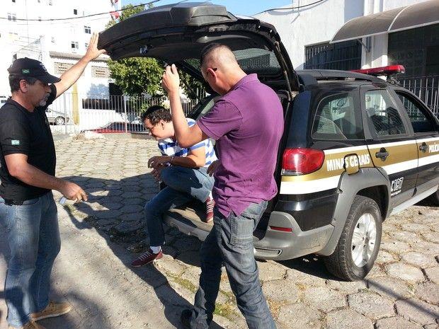 Cazuza: Pastor suspeito de golpe milionário é apresentado ...