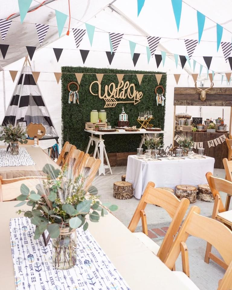 Super Cute Wild Boho Chic Party Is So Much Fun One Birthday Bridal Shower Or For Any Elegant Celebration