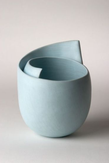 Hand built Ceramics by Tina Vlassopulos #slabpottery